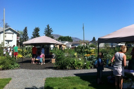 Kamloops Public Produce Project