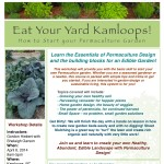 Eat Your Yard Kamloops!