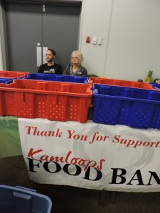 Produce Sorting – Food Bank