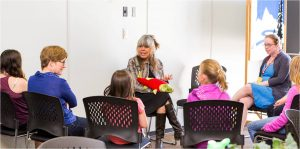 Salmon Storytelling - Dawn Morrison