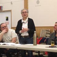A Bursting Food Community – Network Meeting Summary Feb. 7