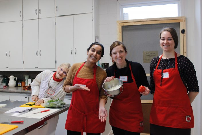 Workshop Mexican Cooking 2018, Kamloops Immigrant Services, Kamloops Food Policy Council