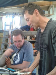 Tool Maintenance Workshop