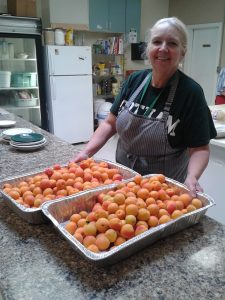 GAP apricots