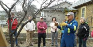 Fruit Tree Pruning Workshop @ TBA