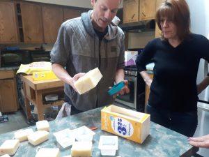 Soapmaking Workshop @ TBA