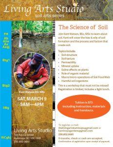 Science of Soil @ The Living Arts Studio