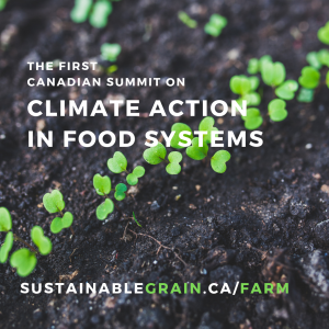 The First Canadian Summit on Climate Action in Food Systems @ Delta Grand Okanagan